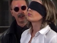 Compliation of Blindfolded Women 28
