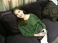Schoolgirl Jenna Haze Enjoys Mean Dicking