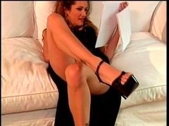 Aroused bitches finger and tease dripping wet vaginas