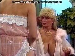 Sexy retro kitten aroused seduction