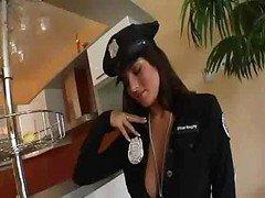 Kate Jones In Uniform