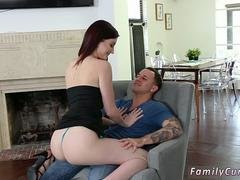 Tush sex dong Hailey deepthroated down stepbros perverted weiner and rode him like a