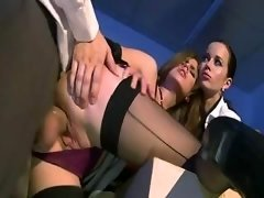 Ian Scott & also with Cindy Dollar also with a mate do some hot making love