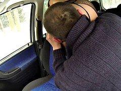 Fun With Prostitute In Car