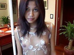 Sexy Naked Only -my Tiny Lady friend Chie 20.  Thaigirltia.com
