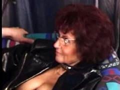 Pierced Granny Bangs Again