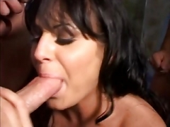 Clusterfuck 3 Episode 2 - Double drilling DV Gangbang