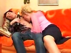 Russian aroused aunty luring cousin