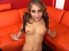 Natalia Rossi In Pigtails