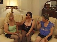 Hot Chunky Aged Group intercourse
