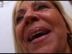 Mature Brazilian Blonde Amazing Huge Tush Take In Every Hole Troia