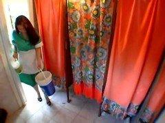 Maria Nifty Brazilian Maid