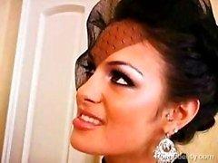 Angelina Valentine Gold Digging Floozy Bride