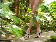 Outdoor Sex With Slut Mandy