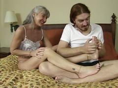 Sensual Foot Job Trailer