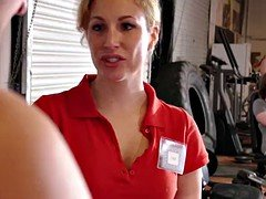 Dear coach Katrina Jade - You want to train my purple pole?
