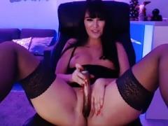szefowa - polish brunette on the live camera