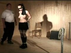 Lady gets scones castigation explicit in harsh bdsm clip chapter