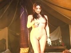 LAUREN HAYS ANTOINETTE ABBOTT Undressed Allotment 2