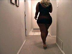 AWESOME Large Butt Backdoor BBW Ebony MILFs