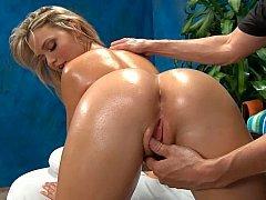 Very erotic massage
