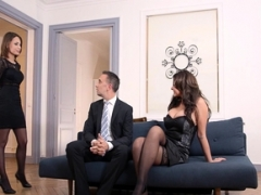 Anna Polina, Nikita Bellucci In The Gusto Provider Episod