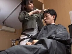 Spicy Japanese whore got pounded very hard in public place