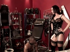 Bdsm, Milenka, Pissing, Strapon