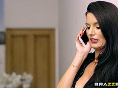 Brazzers - Moms in manage - Ania Kinski Zoe lady and Jordi El Niño Polla - teaching Your Tu
