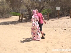 public arab fornication - milf arabian