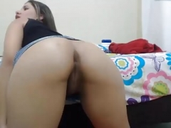 huge butt colombian