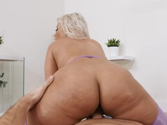 Smoking hot Bridgette B gets fucked in her tight asshole