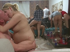 Czech Mega Swingers 21 part 9