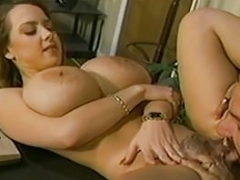 Classic xxx movie star Letha Weapons in an explicit hardcore vid