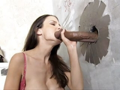 McKenzie Lee Blows off Shane Diesel's BBC - Gloryhole