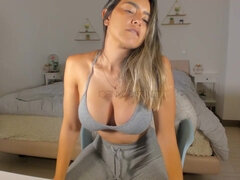 titays - big natural titties exposed on webcam