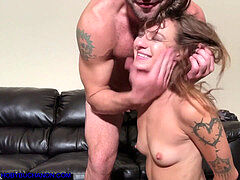 tough Facefucking gasping money-shots Compilation Part 9