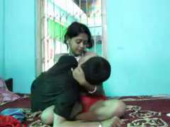 Desi Freshly Married Youthfull Wifey Getting Pounded