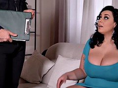 Anastasia Lux Banged On Sofa
