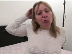 Blonde Old assfucked