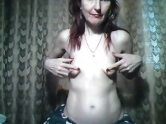 Grany show yor saggy titties