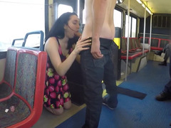 Aria Alexander is a dirty-minded slut ready to fuck in public