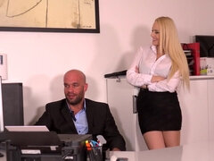 Angel Wicky - Absolutely Horny Czech Babe with Big Natural Boobs