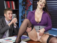 My Slutty Secretary