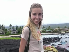 Haley makes it back to Hawaii!!