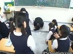 Oriental students in the classroom are part3