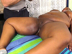 Jeffs Models - large Black sweeties massage Compilation 1