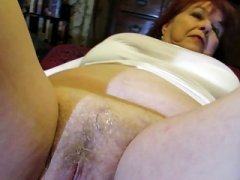LONGER Big Purple rod Sticky creampie