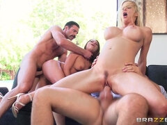 Squirting Swingers