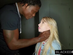 BLACKEDRAW Kenzie Reeves pussy split by big dick